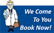 Mould Doctor comes to you - Book Now